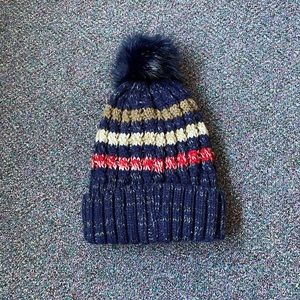 Adorable Colorful Puff Beanie